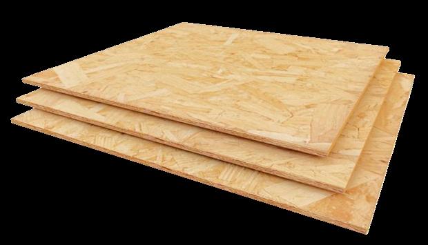 Ориентированно-стружечные плиты (OSB)
